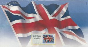 _P&G8 Flags Post & Go Pack (Union Flag)